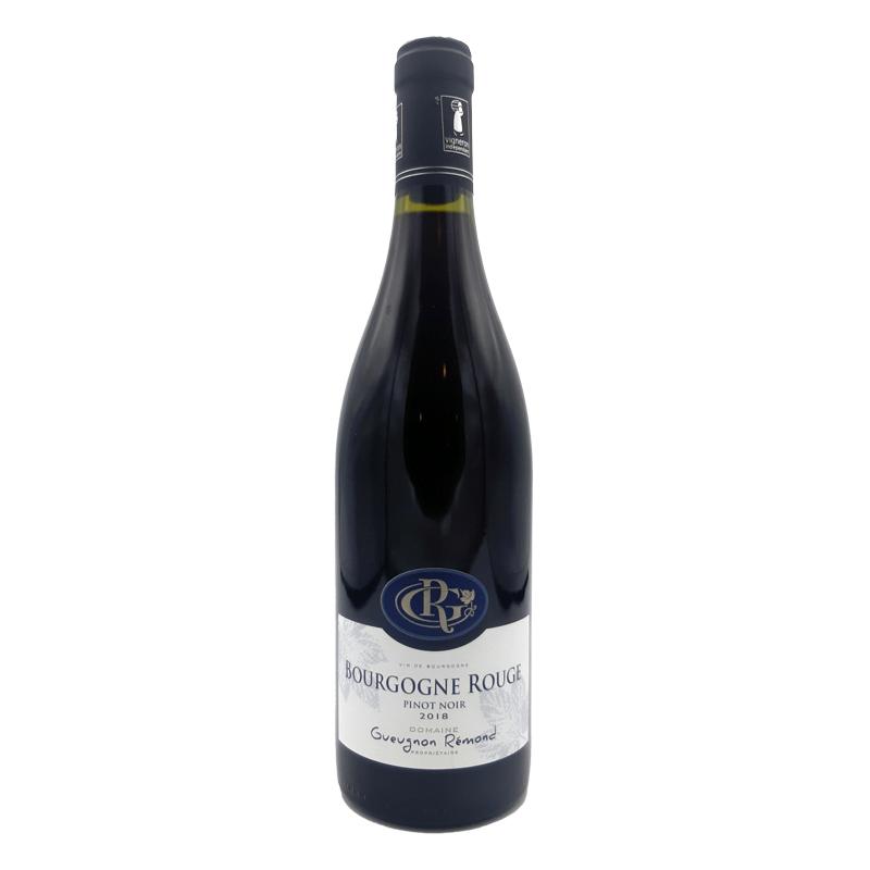Vin Rouge Bourgogne AOP Domaine Gueugnon