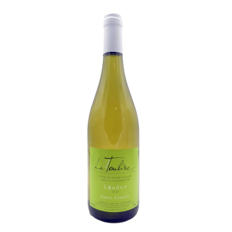 Vin Blanc Fruité - Domaine La Touline - Camille