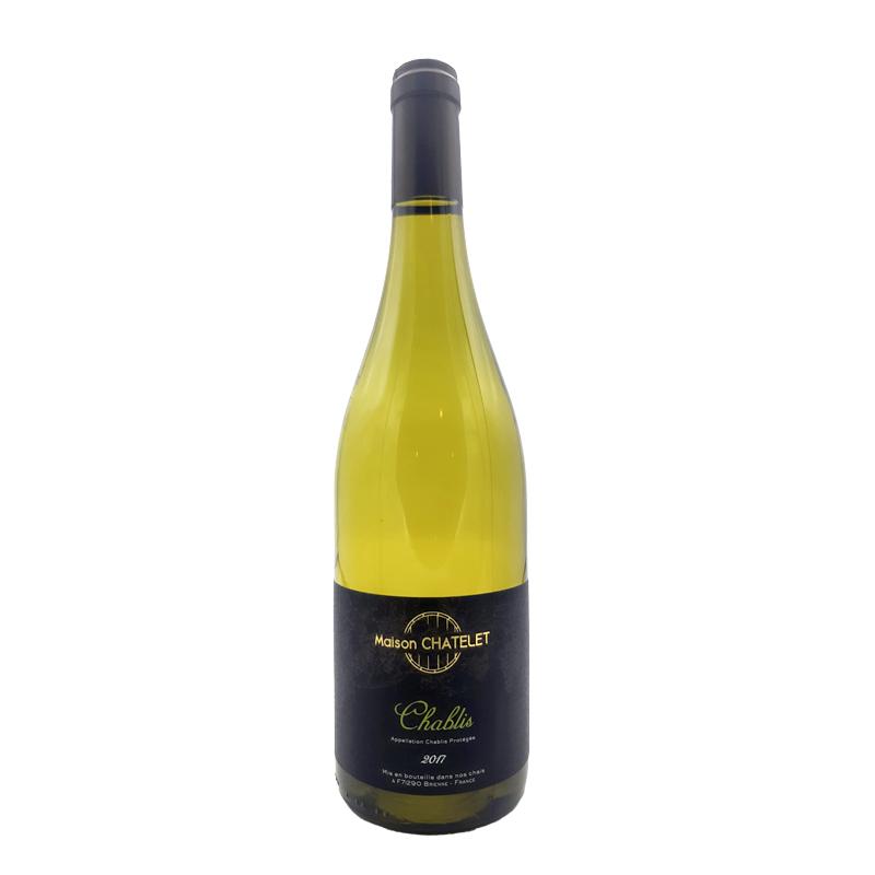 Chablis Vin Blanc - Maison Chatelet