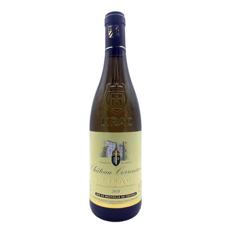 Vin Blanc Lirac Correnson