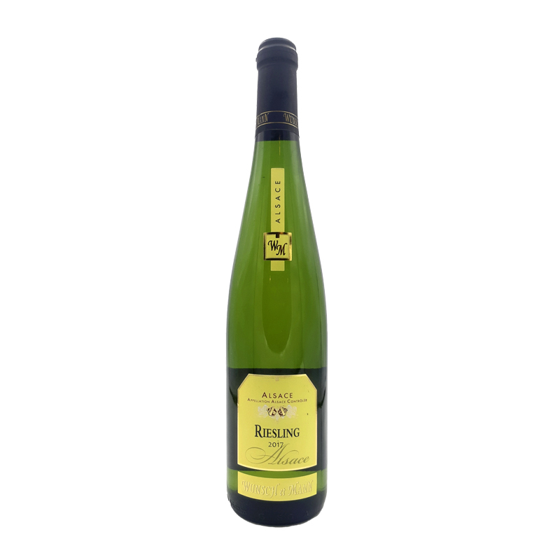 Vin-blanc-Riesling-Alsace
