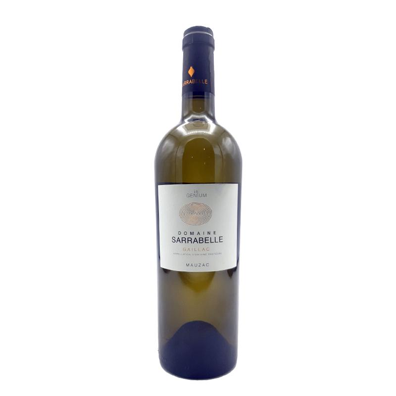 Vin blanc AOP Gaillac - Domaine de Sarabelle - Mauzac de Sarrabelle