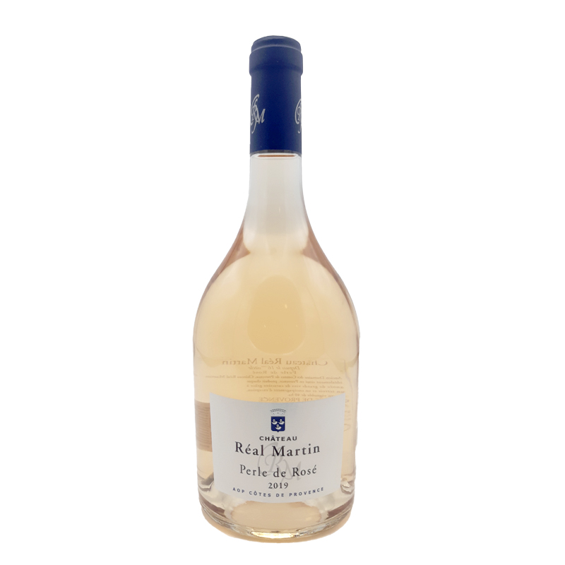 Vin rosé Château Real Martin AOP Provence