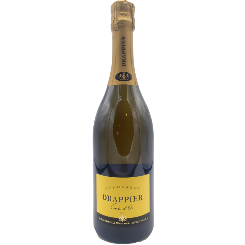 Champagne Brut Drappier Carte d'Or