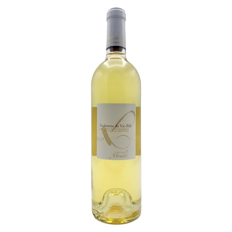 Vin blanc moelleux - AOP Pacherenc du Vic-Bilh - Domaine du Moulié
