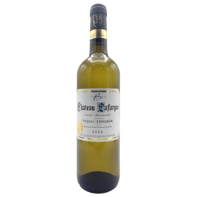 Vin blanc Pessac Leognan - Cuvée Alexandre - Château Lafargue